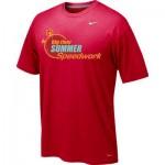Mens speedwork shirt