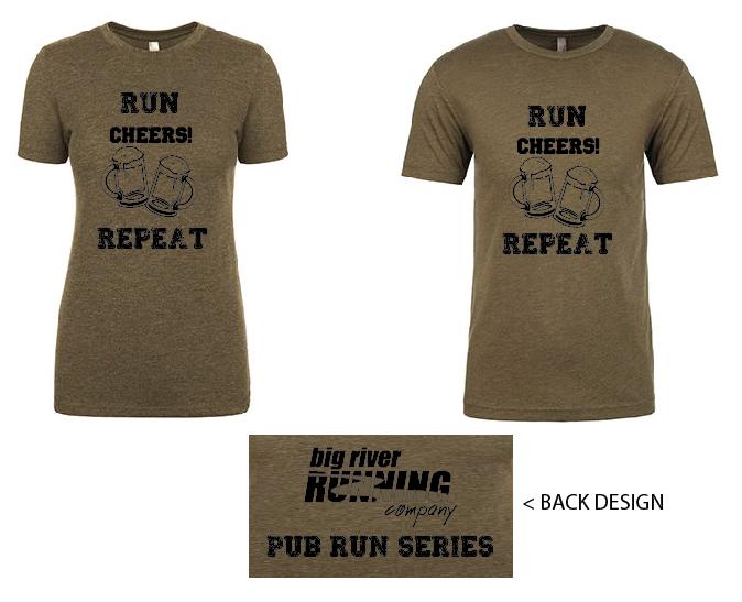 Pub Run Shirt