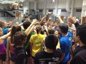 Camp cheer