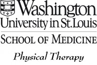 Wash U PT Clinic Logo