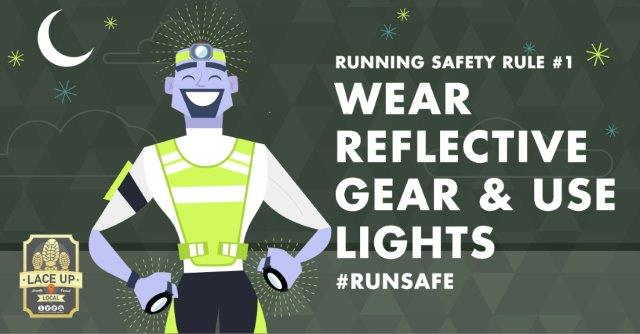 safe rules for runners