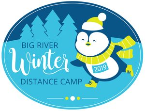 Winter Distance Camp logo 2019