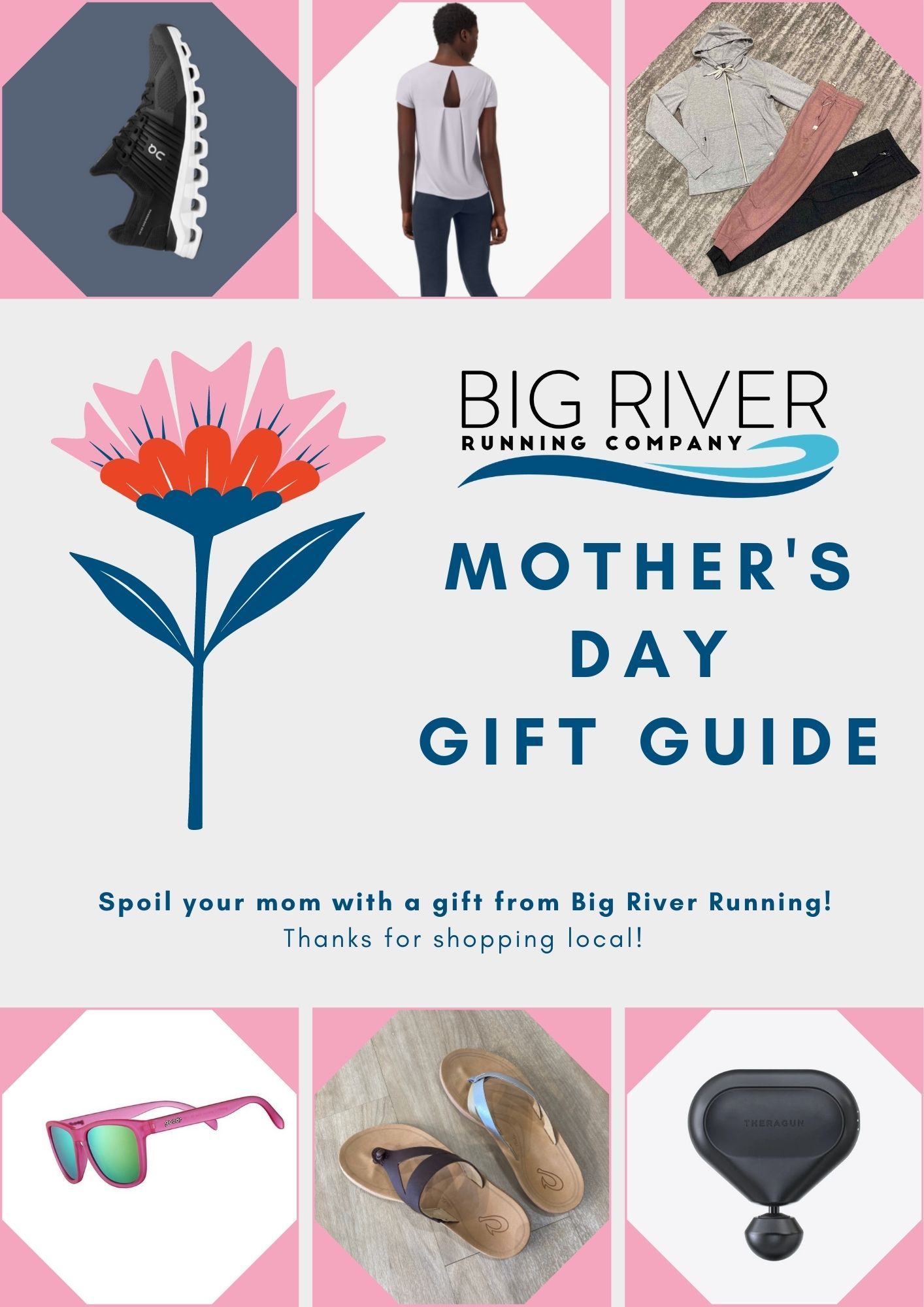 Mothers Day Gift Guide Page 1